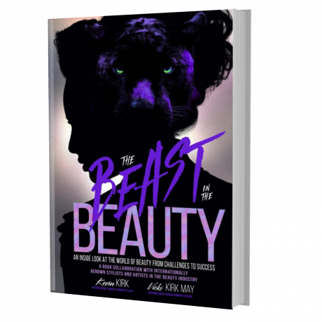 Beast in the Beauty Book Mockup